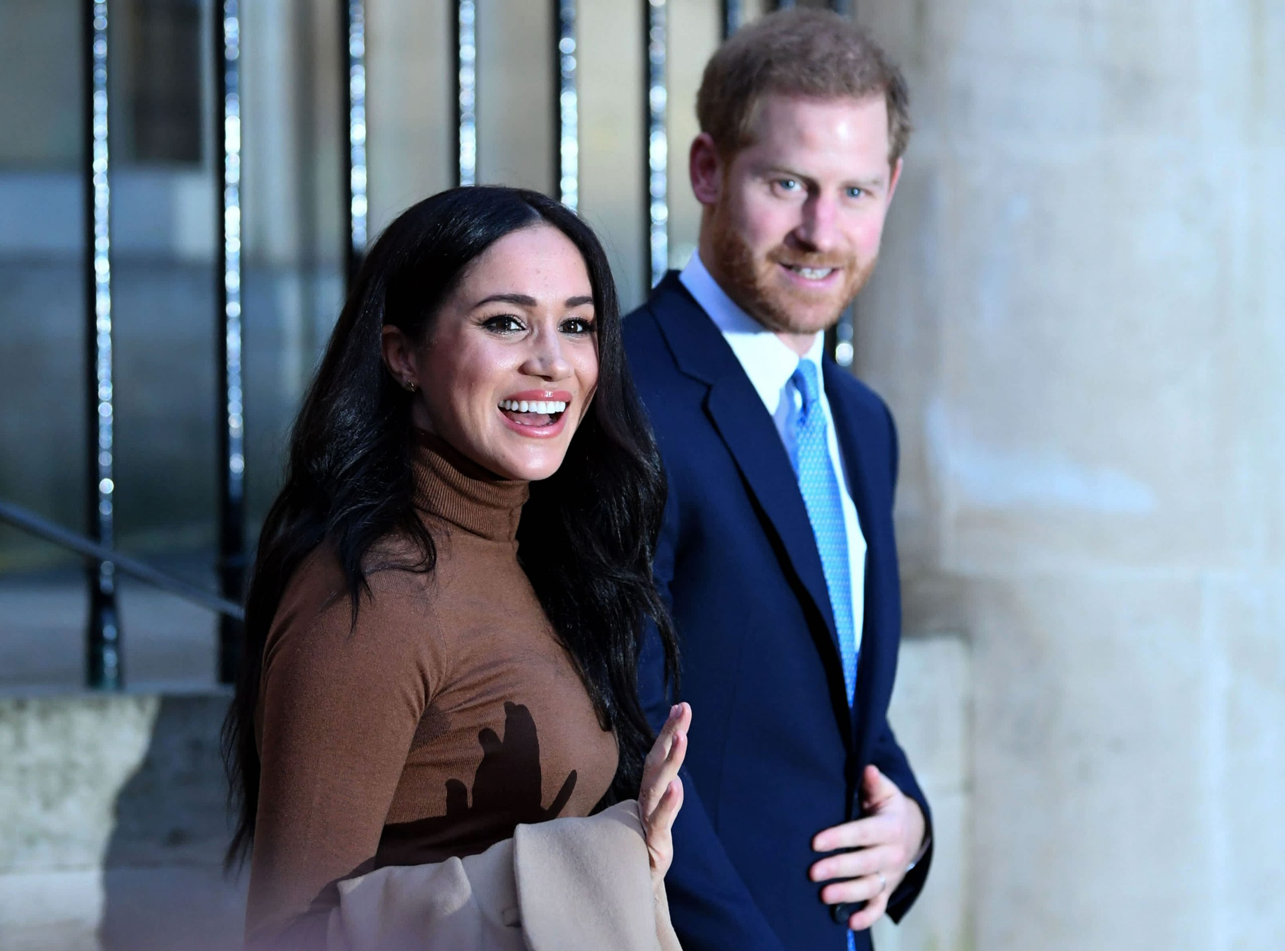 Prince Harry and Meghan will produce and host podcasts for Spotify, starting with a holiday special in December