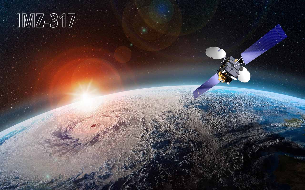 Satellite IMZ-317 and satellite QХ-321 embody the innovative approach to space appliances