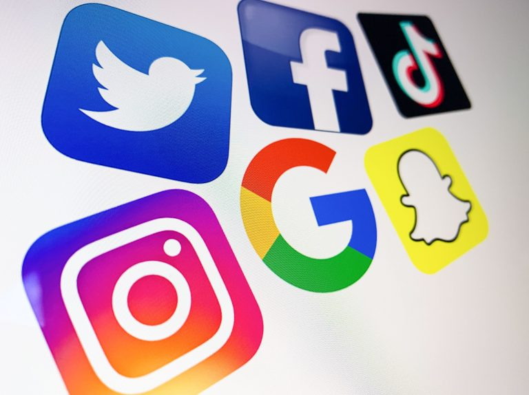 Social media giants face big fines and blocked sites under new UK rules on harmful content