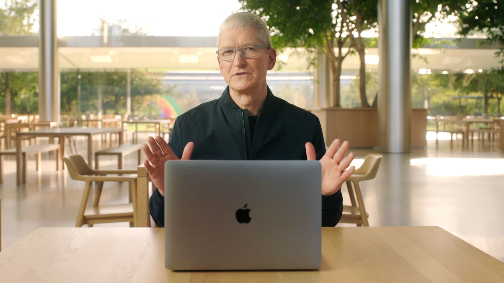 Tim Cook takes a swipe at Big Tech rivals and their 'lack of responsibility'