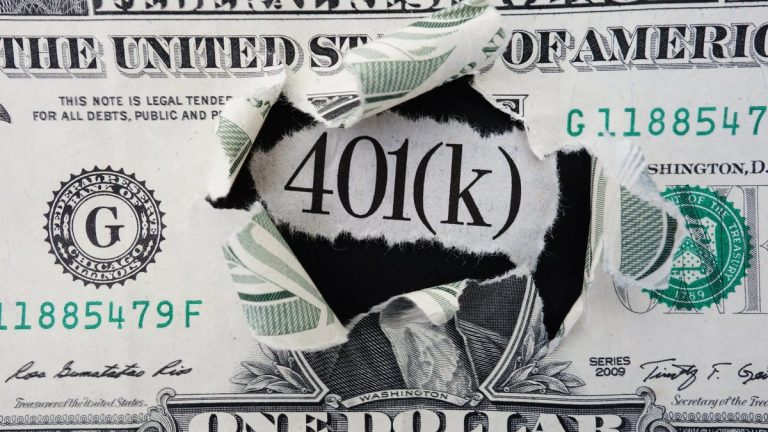 Withdrawing from your 401(k) is a last resort — but CARES Act makes it less risky