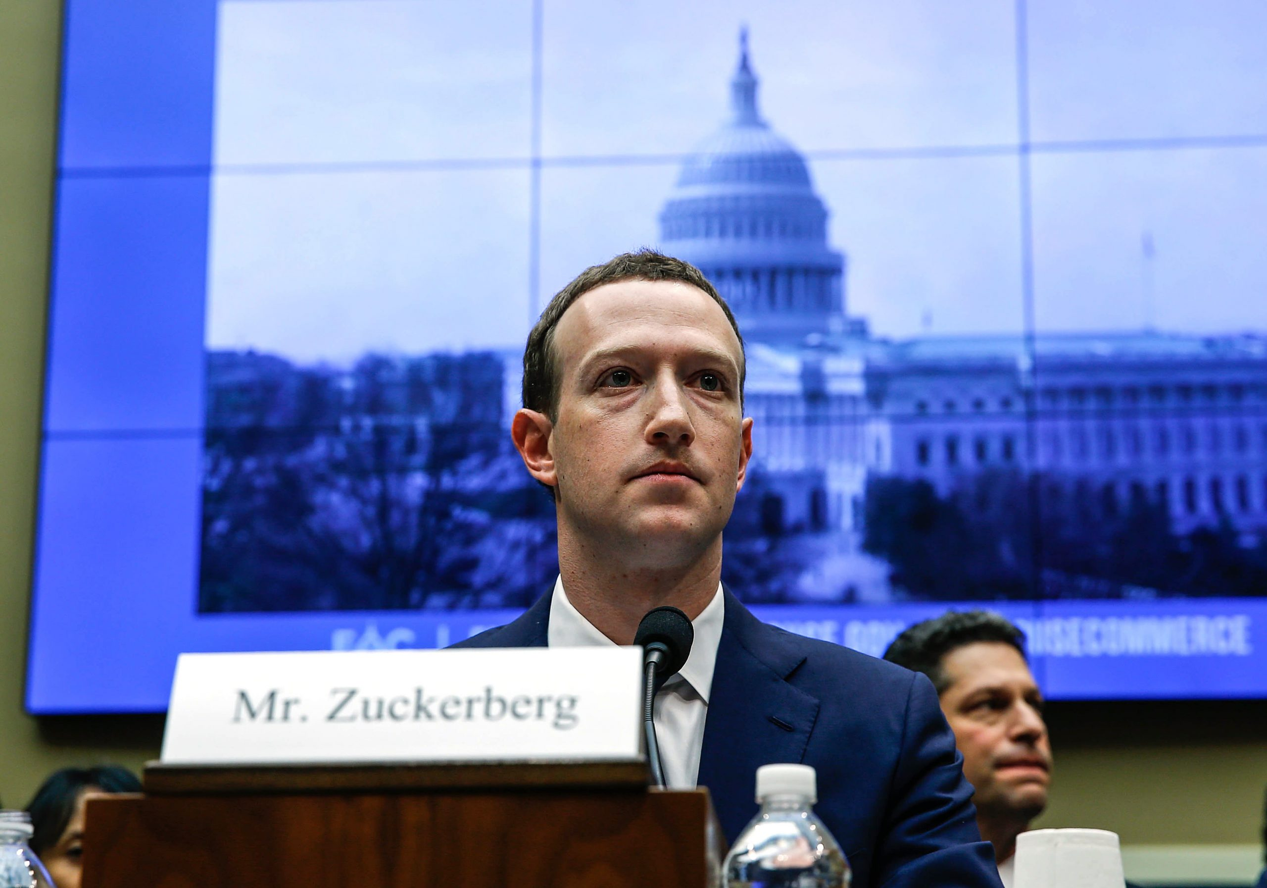 Zuckerberg says Facebook will show 'authoritative' info about Covid-19 vaccines