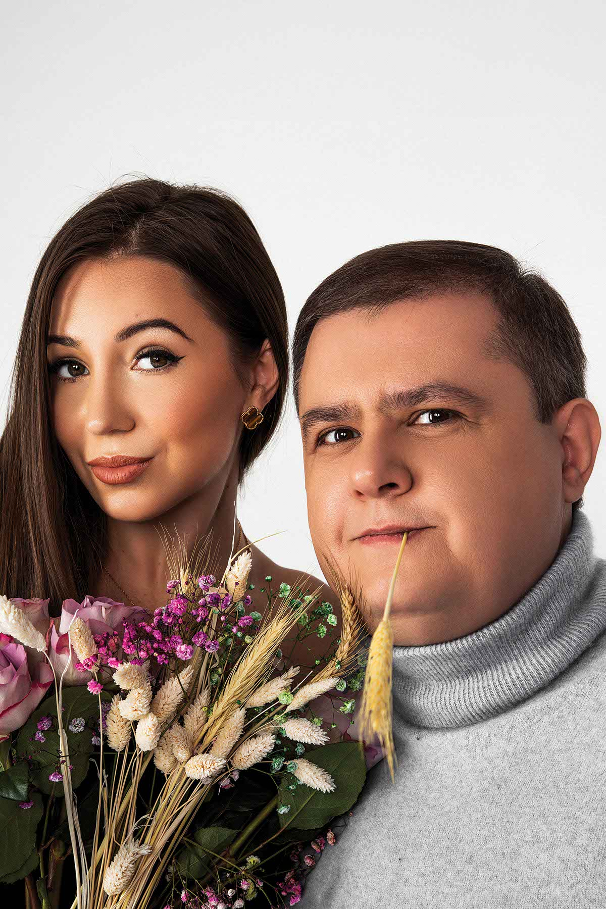 September: Alexander Kozyr and Elvira Gavrilova