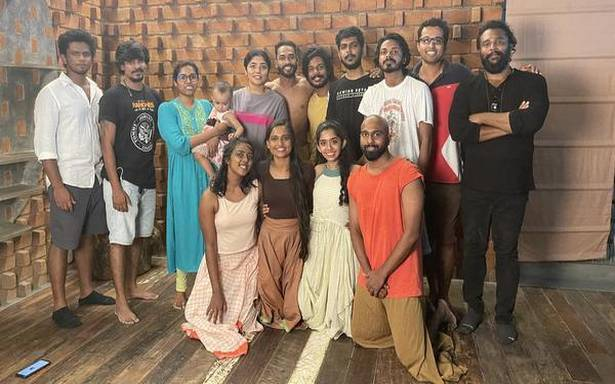 Actor Rima Kallingal on making use of Vinu Daniel's architectural space for an experimental dance video