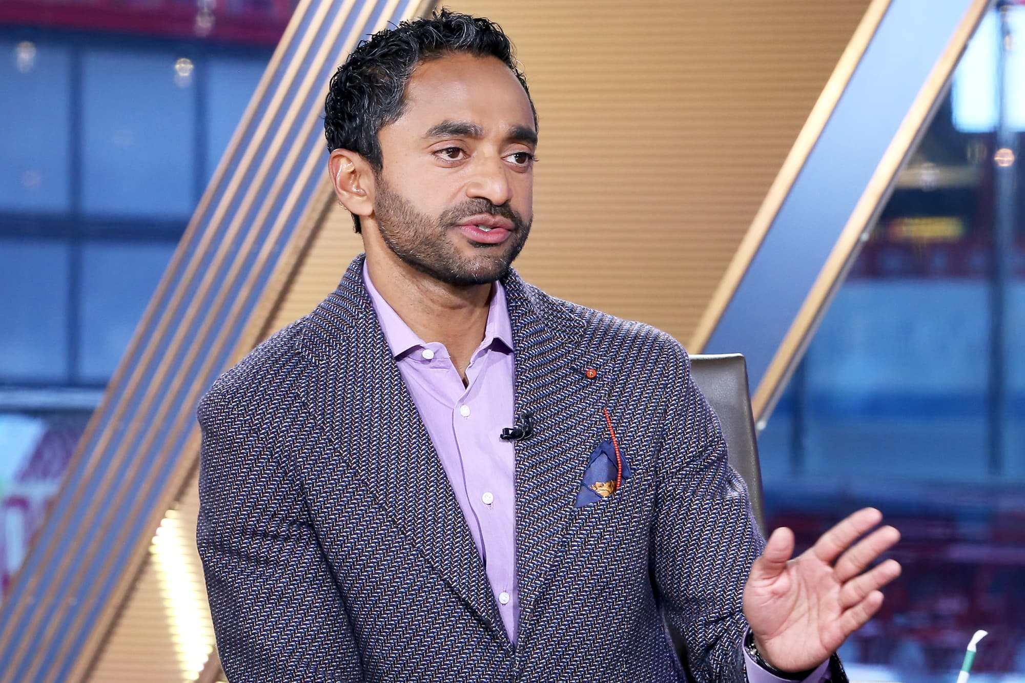 Early Facebook exec Chamath Palihapitiya says platform could have fixed its product years ago