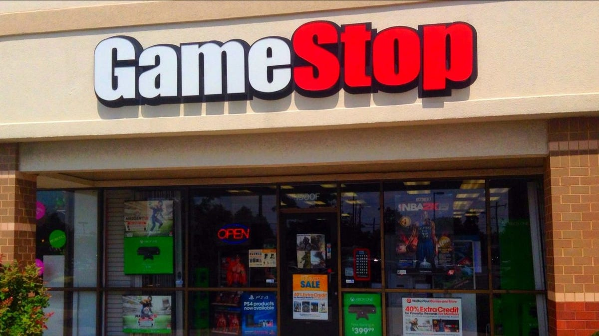Why did shares of GameStop and AMC soar?