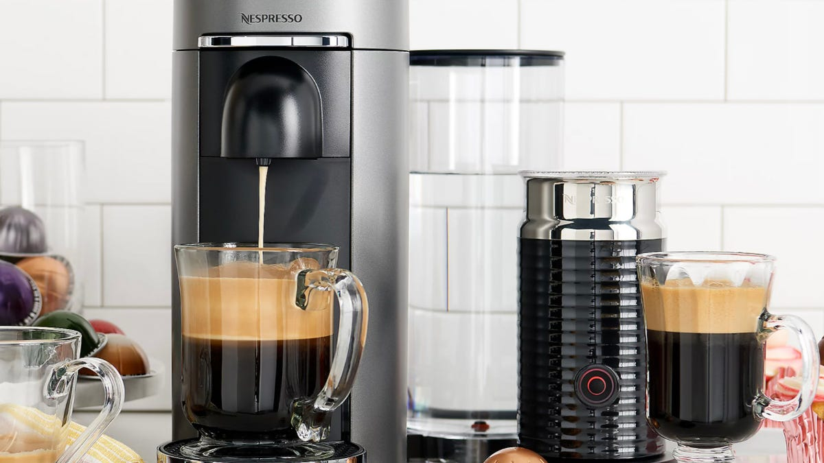 This coffee maker will blow your Keurig away—and it's on sale for Presidents Day 2021