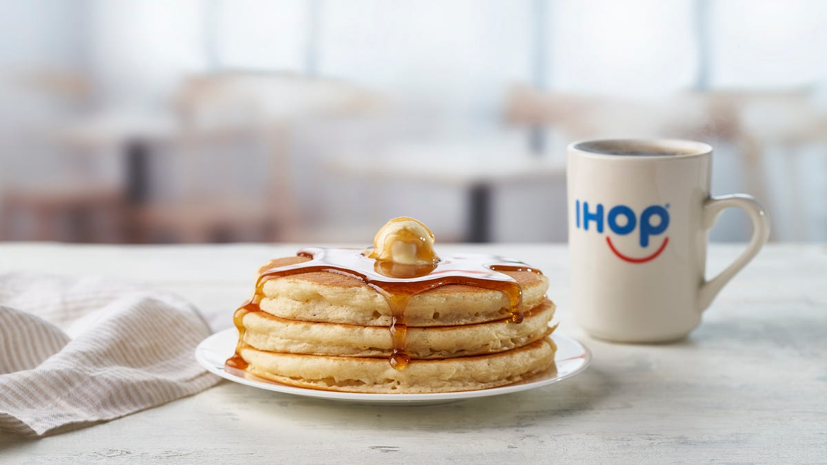 IHOP cancels National Pancake Day amid COVID, but will still give away free pancakes. How to sign up for an IOU.