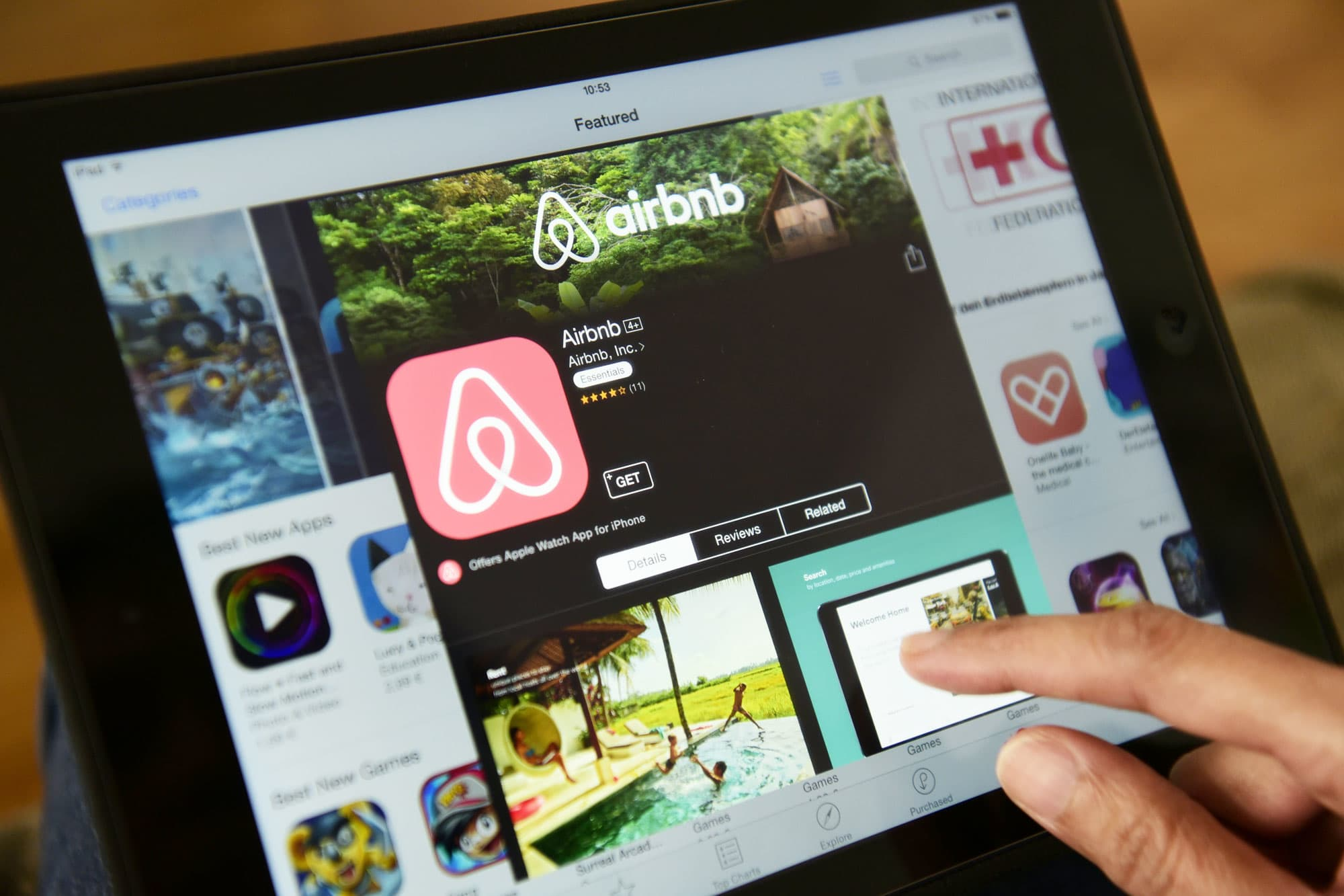 Airbnb reports $3.89 billion loss in first quarterly report since IPO but beats revenue expectations