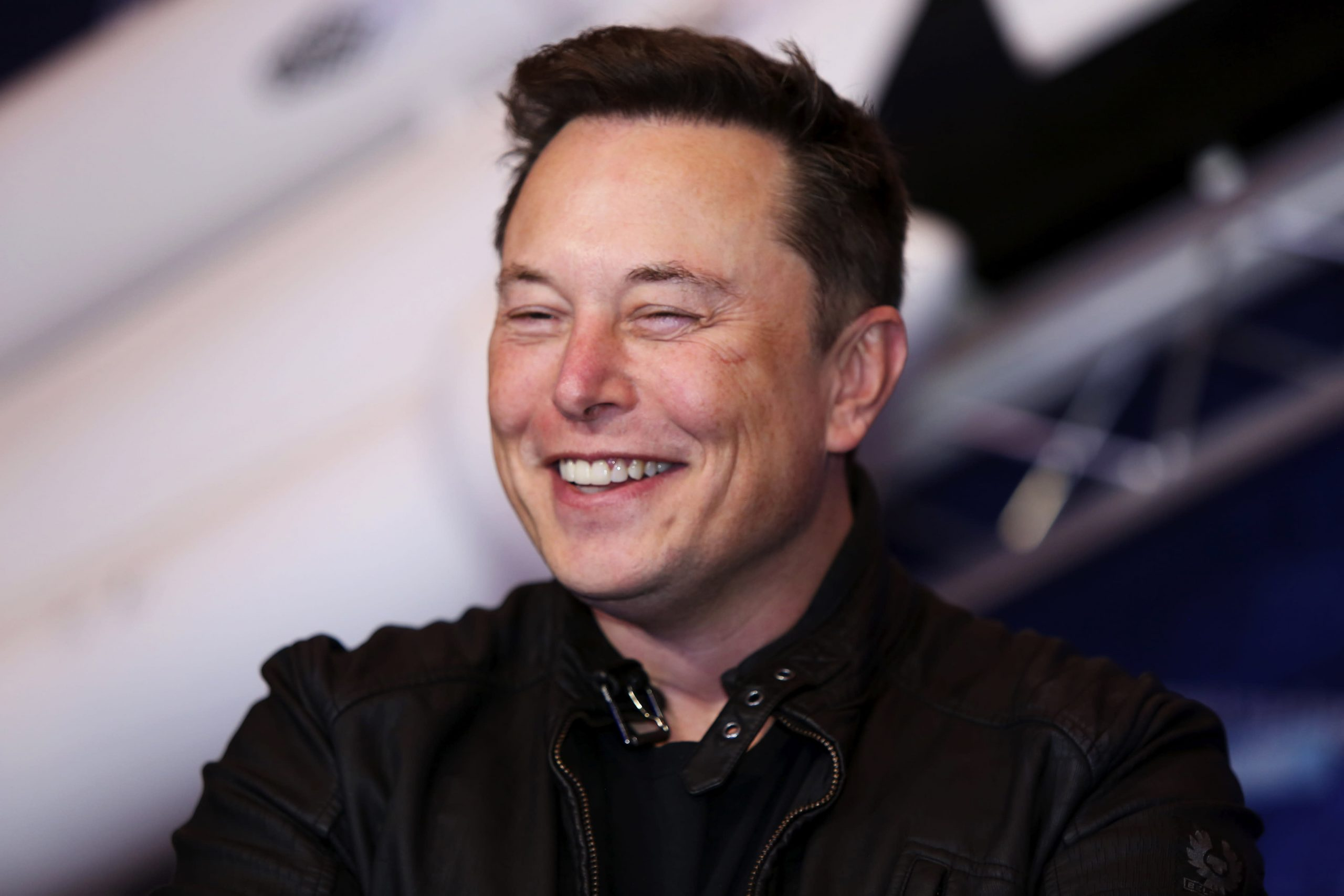 Elon Musk says he's a supporter of bitcoin and thinks it will get 'broad acceptance' in finance