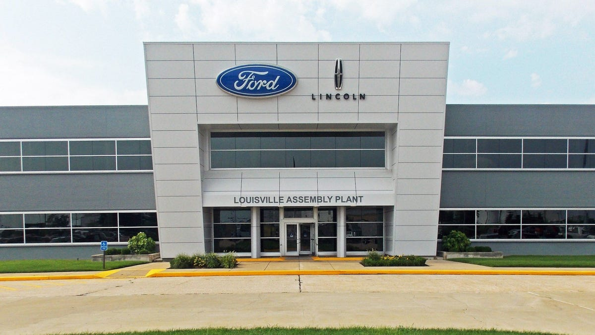 Ford temporarily closes two plants due to parts shortage from winter storm