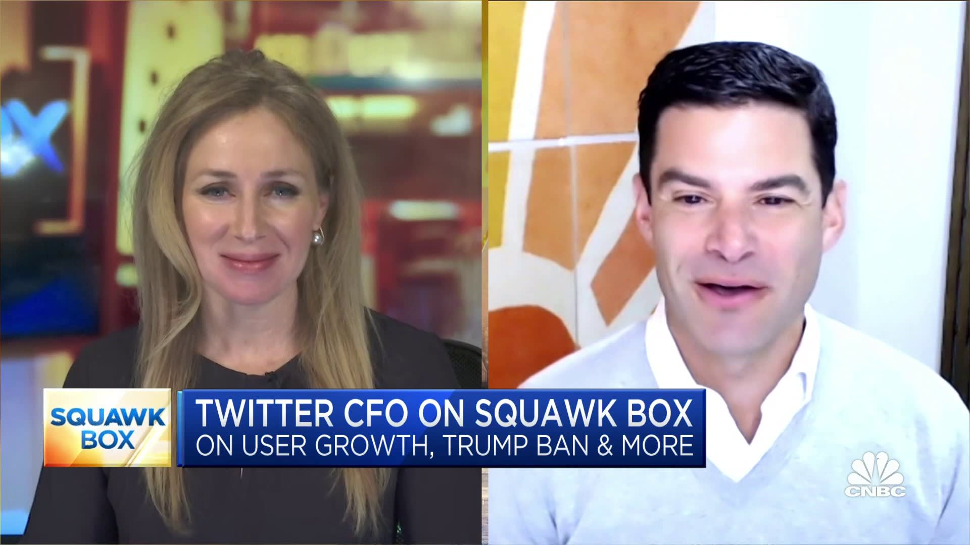 Full interview with Twitter CFO on fourth-quarter earnings, growth strategy and more
