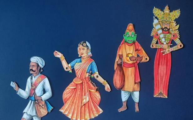 Sharat Sunder Rajeev and Sruthi Satheesan are bringing out a range of collectibles that portray Travancore's heritage