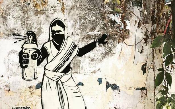 The evolution of street art and graffiti in South India