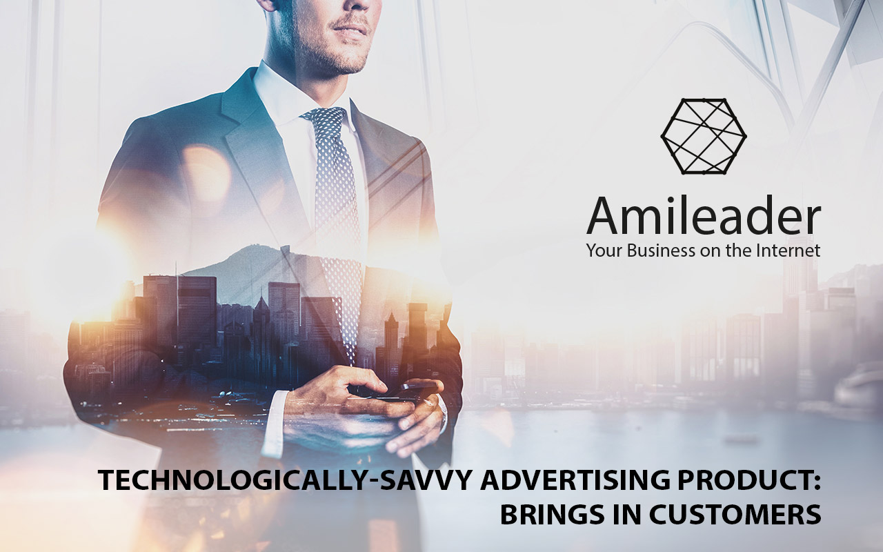 Earn on the Internet with Amileader