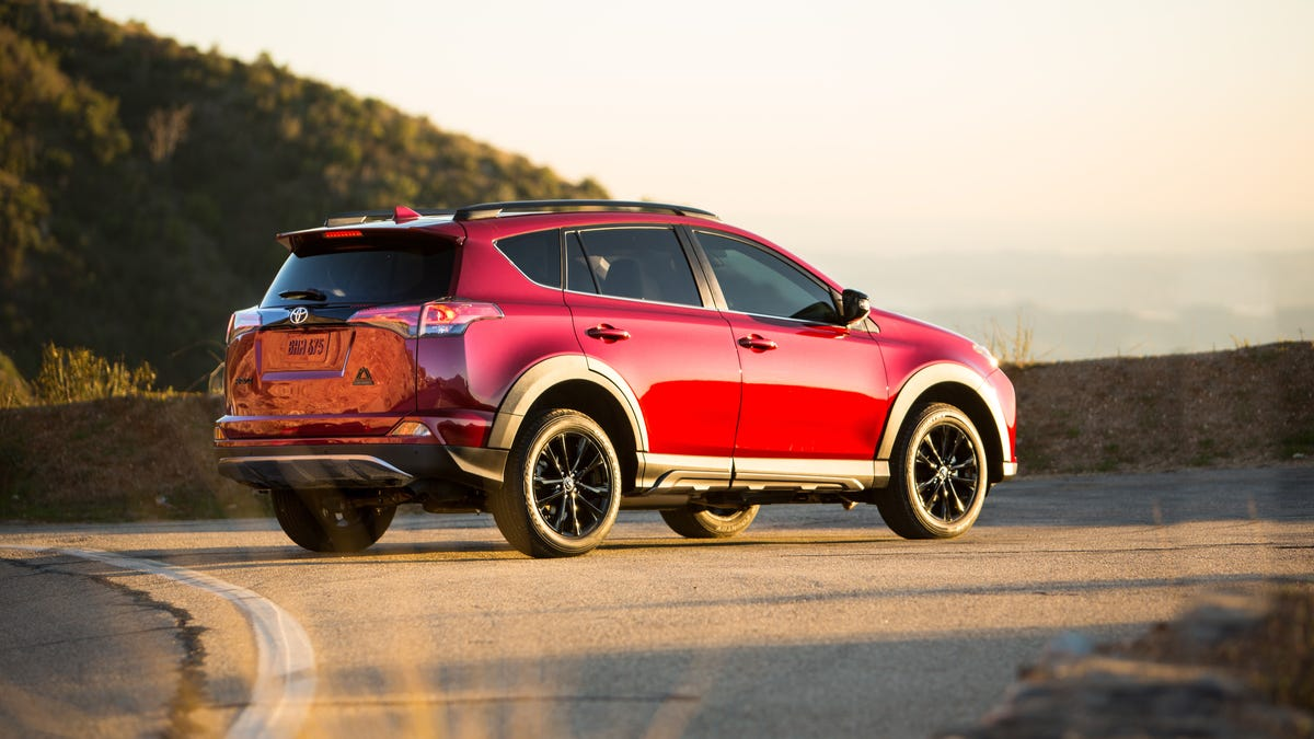 Toyota RAV4 faces government investigation over potential SUV fire risk