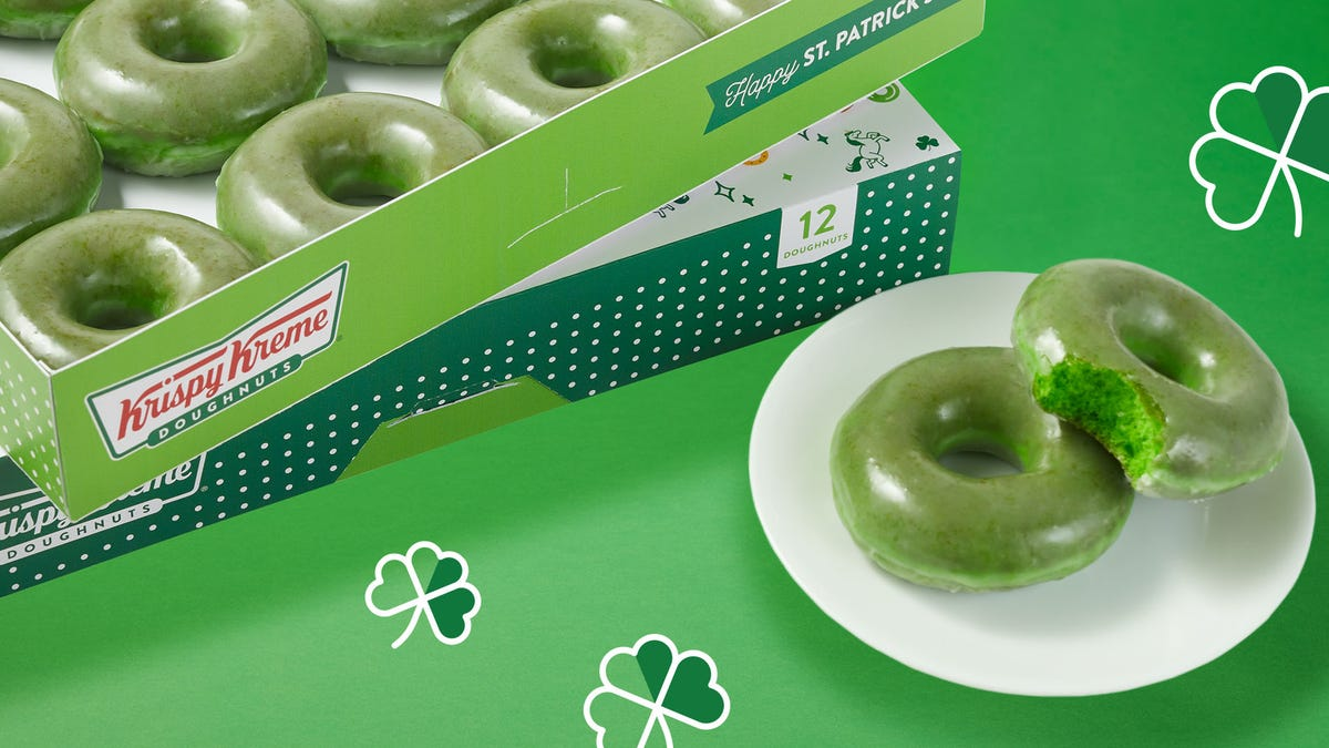 St. Patrick's Day 2021: Stimulus checks, green beer, free doughnuts and more deals on tap Wednesday