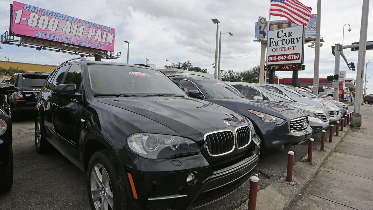 Why could you soon pay more for a used car? Blame computer chip shortages.
