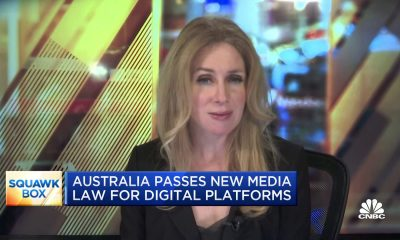 Australia passes new media law for digital platforms