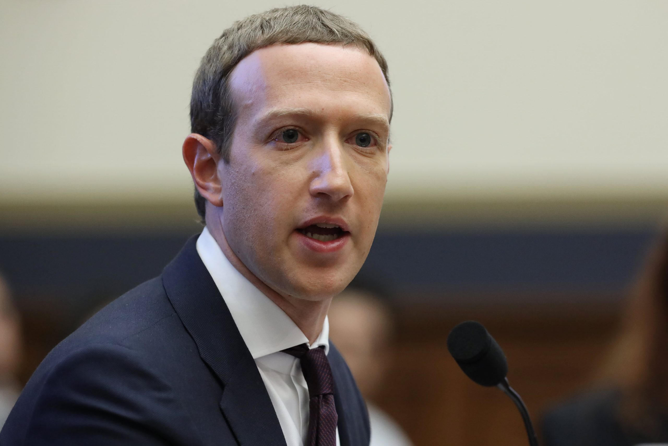 Zuckerberg: Facebook may actually be in a 'stronger position' after Apple's iOS 14 privacy changes
