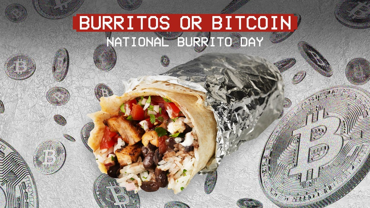 Taco Bell, Chipotle and Del Taco among restaurants with Burrito Day deals, free food Thursday