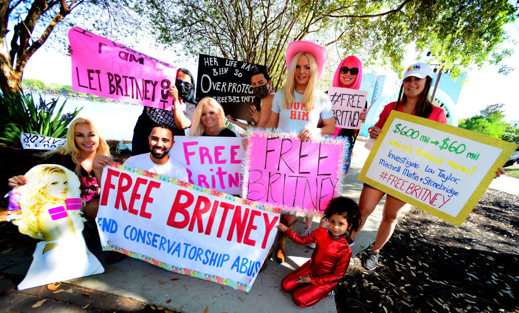 Britney Spears requests to address court at hearing on her conservatorship
