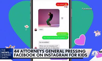 Facebook receives fierce backlash on its 'Instagram for kids' product