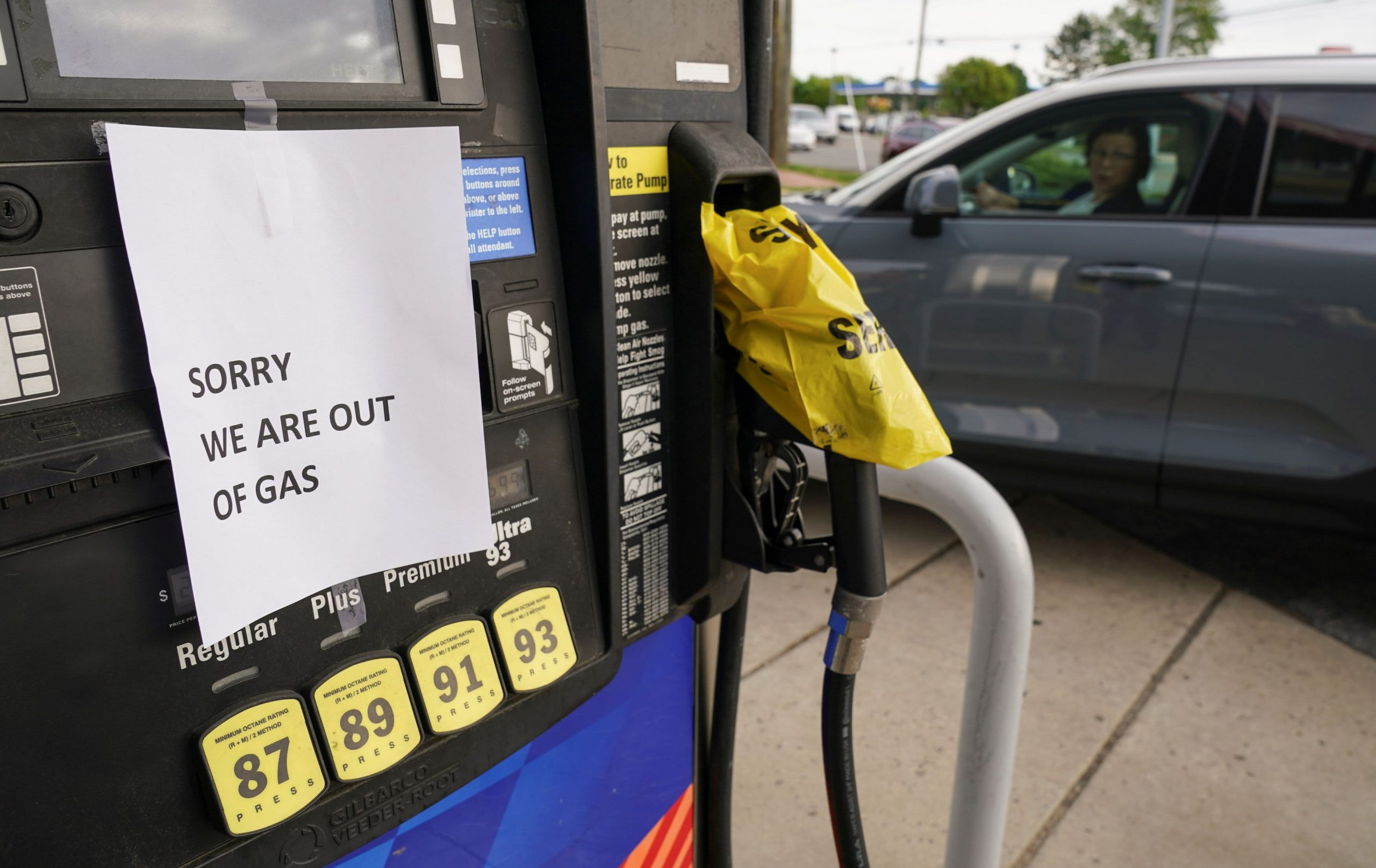 GasBuddy tops Apple App store amid gas shortages from Colonial Pipeline shutdown