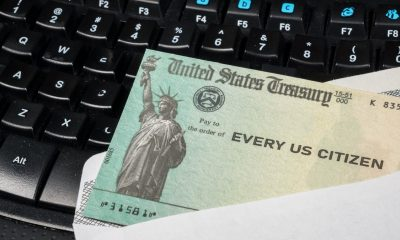 More stimulus checks on the way: IRS distributes another 1.1M, including 'plus-up' payments