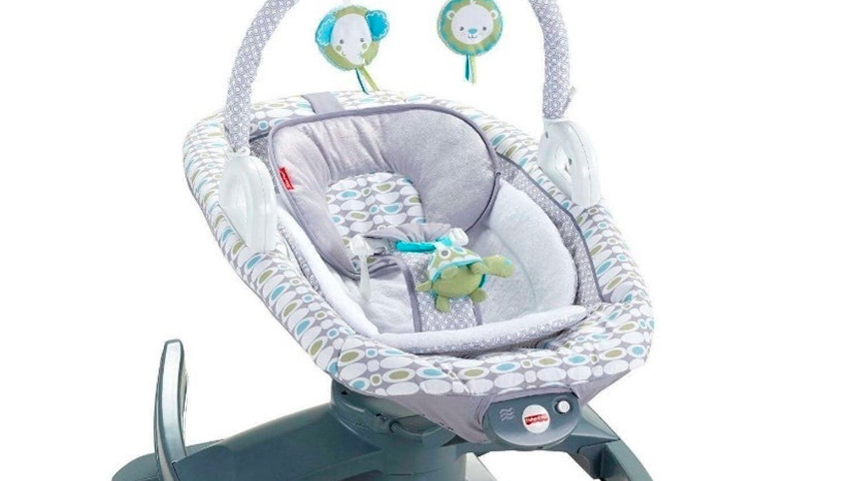 Recall: Fisher-Price 4-in-1 Rock 'n Glide Soothers recalled after four infant deaths