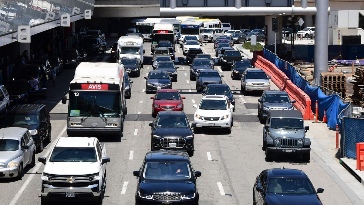 A new study reveals which city has the worst traffic, and it's no longer Los Angeles