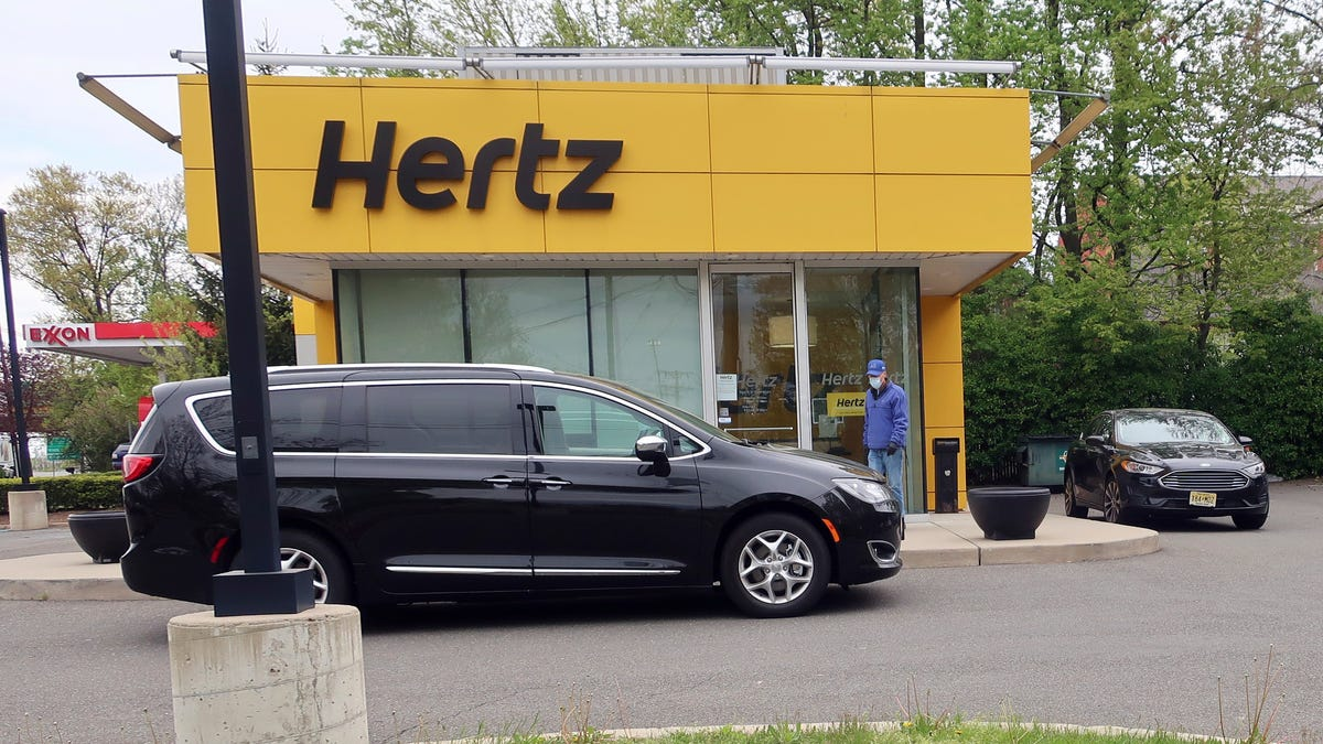 Rental car company Hertz emerges from bankruptcy, with changes to board