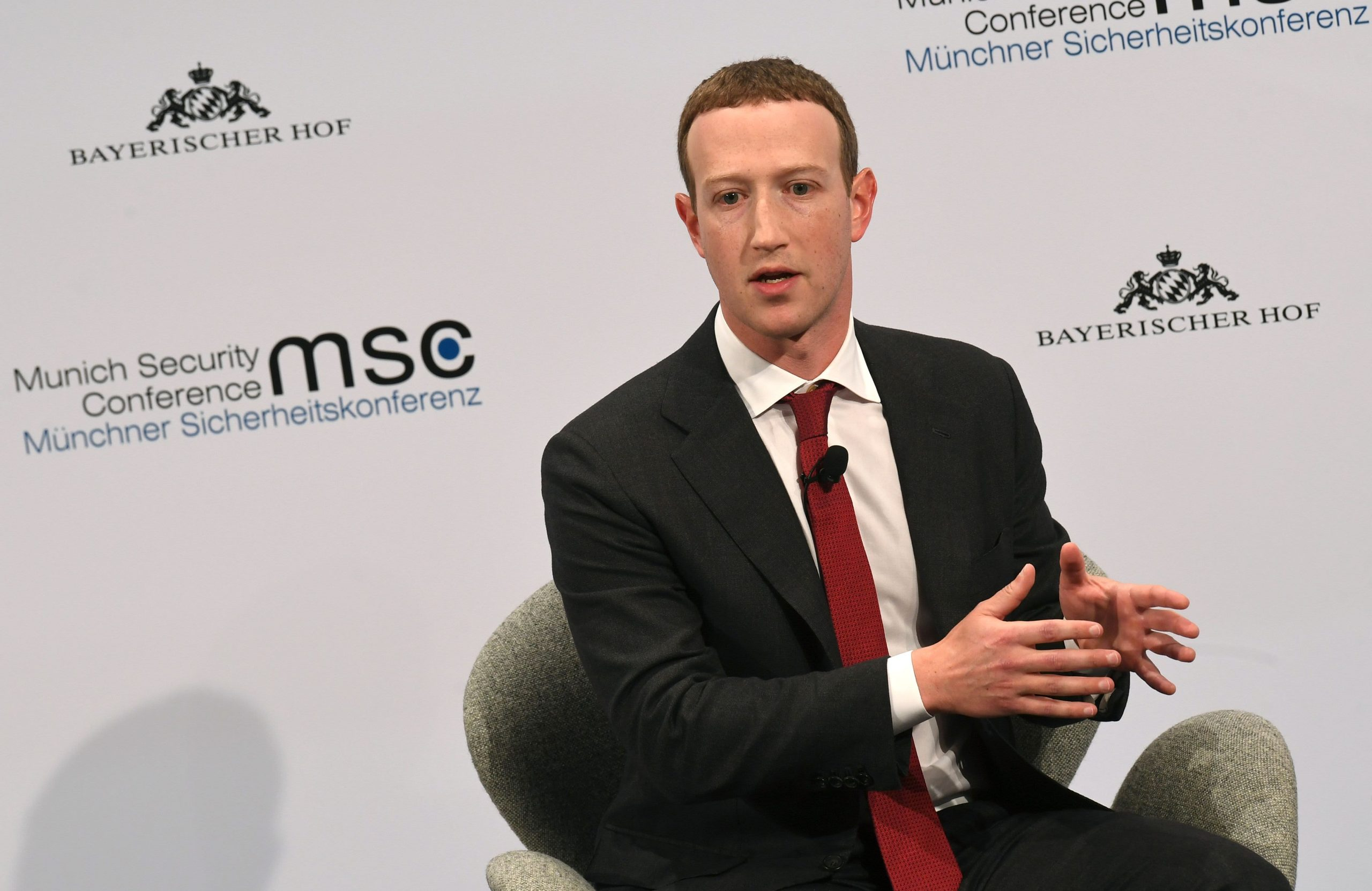 Facebook won't take a cut from creators until 2023, Zuckerberg says in shot at Apple