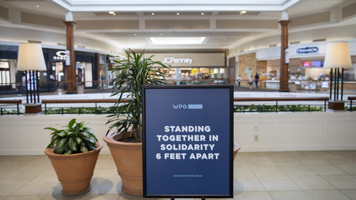 Mall owner Washington Prime Group files for Chapter 11 bankruptcy protection, citing COVID-19