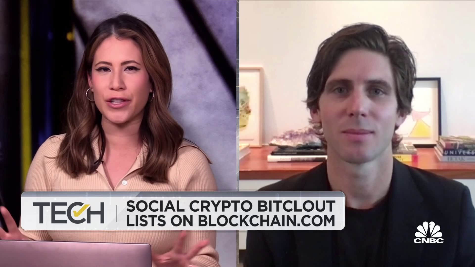 Sequoia's Maguire on decision to back social crypto network BitClout