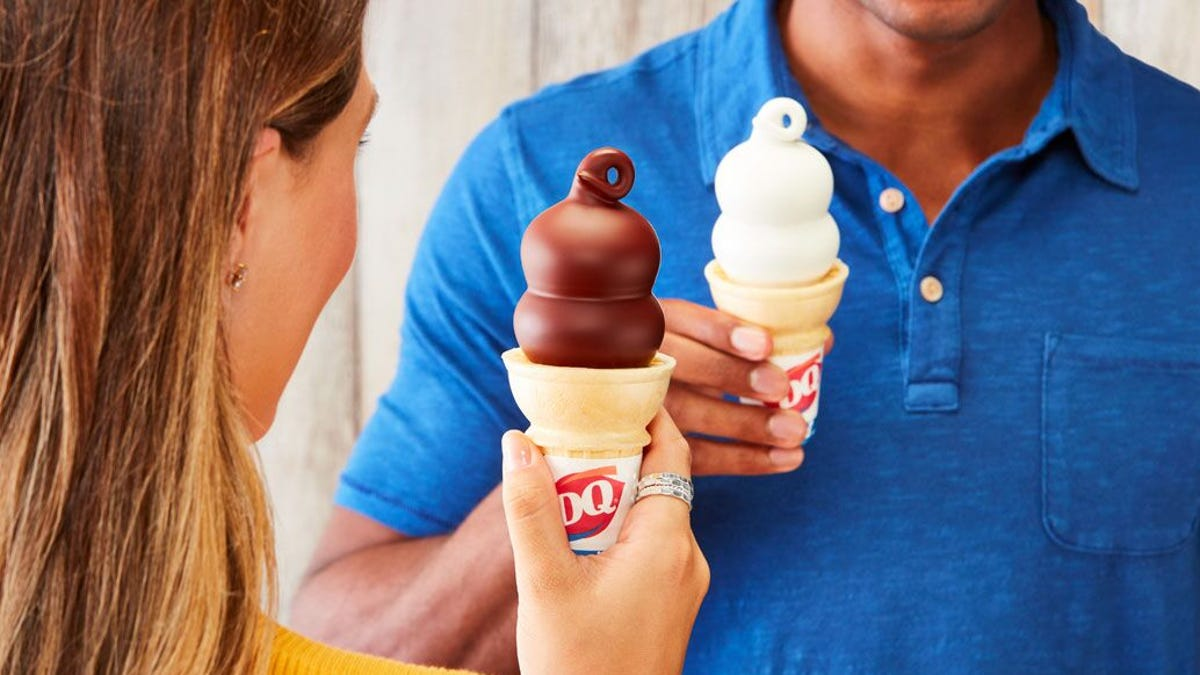 Where to get free ice cream on National Ice Cream Day, plus deals at Dairy Queen, McDonald's and more Sunday