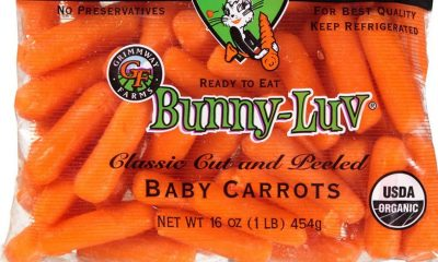 Carrot recall 2021: Grimmway Farms recalls O Organics, Bunny-Luv carrots for possible salmonella contamination