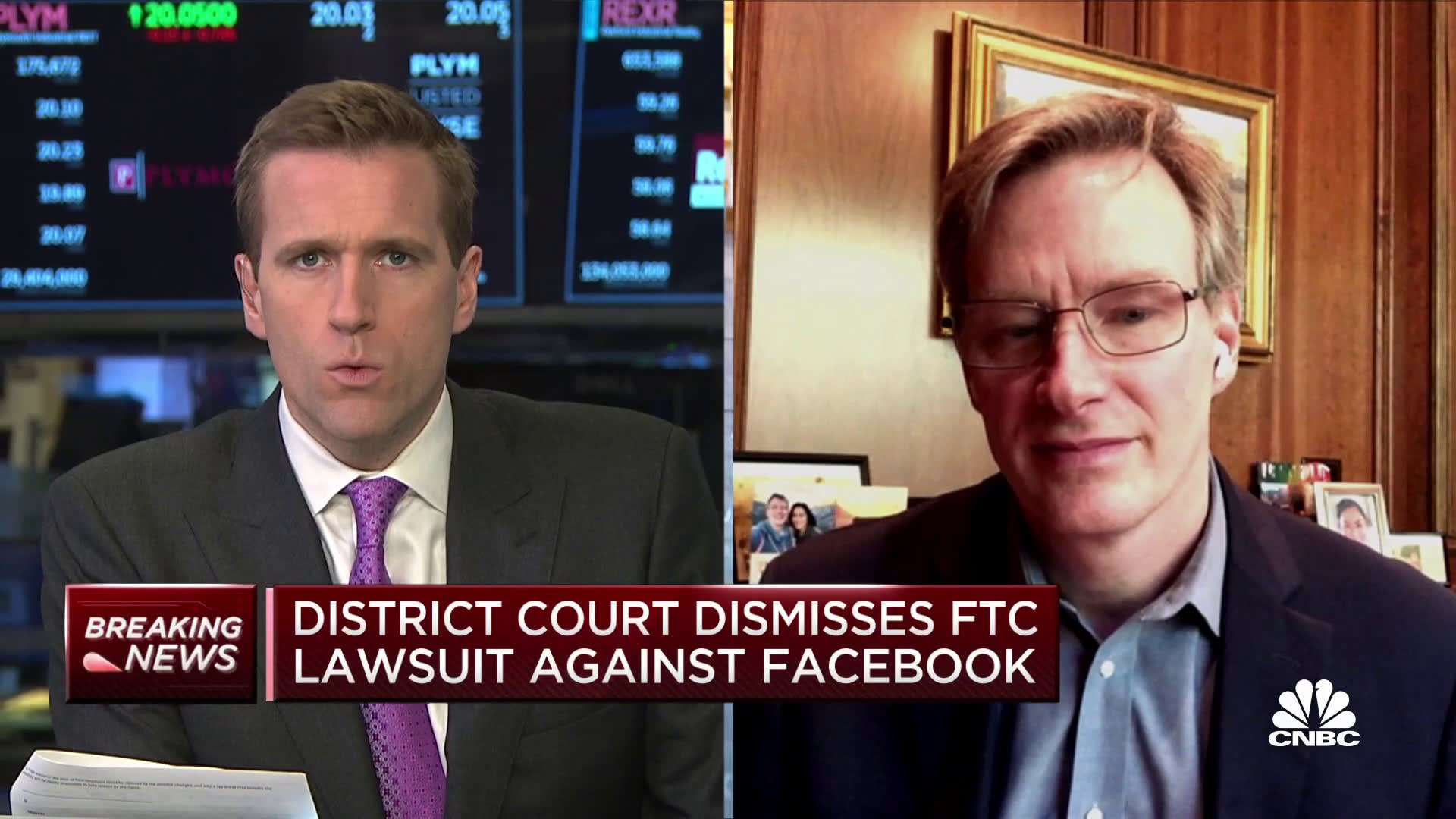Analyst on Facebook's FTC lawsuit win and what it means for the stock