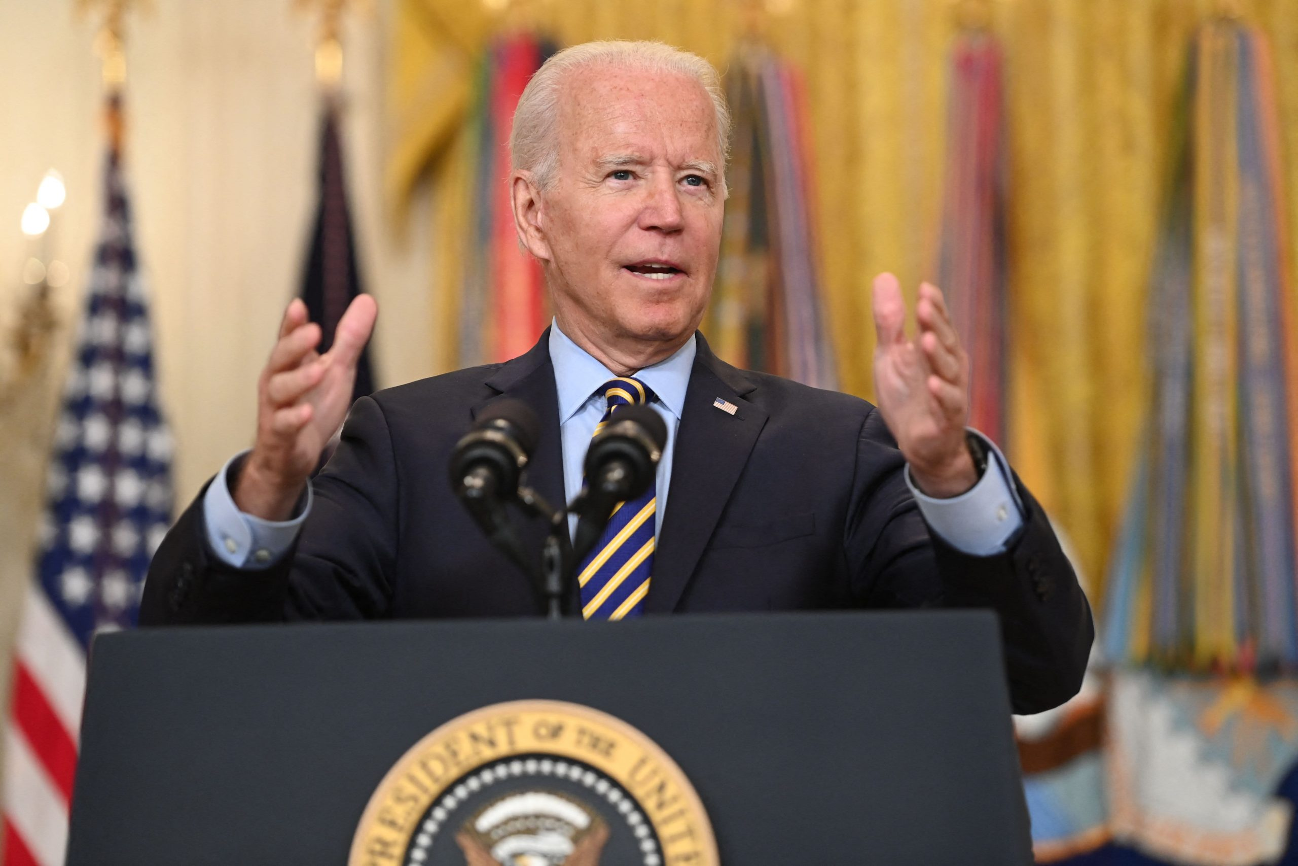 Biden to sign order to crack down on Big Tech, boost competition 'across the board'