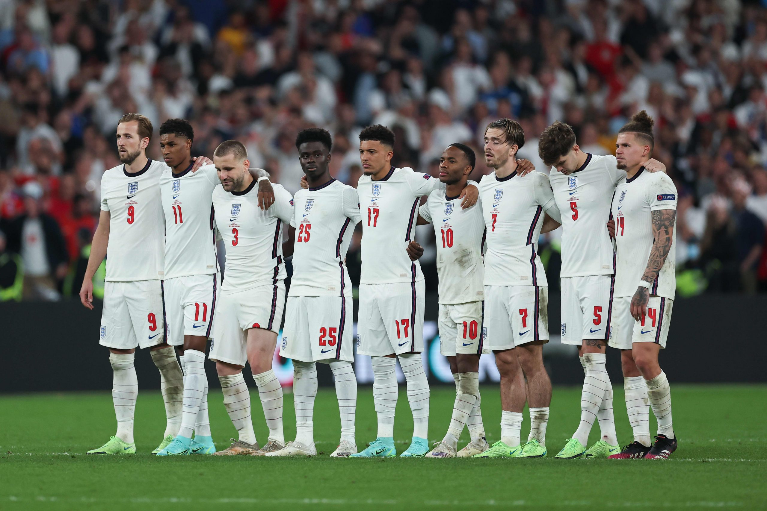 Facebook and Twitter under fire after England soccer players face racial abuse online