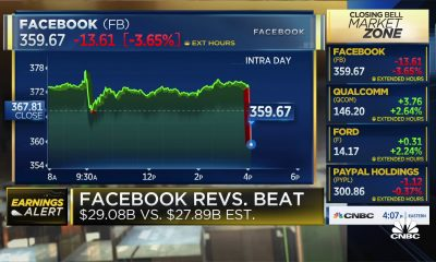 The issue with Facebook is an expectations correction, says Evercore ISI's Mahaney
