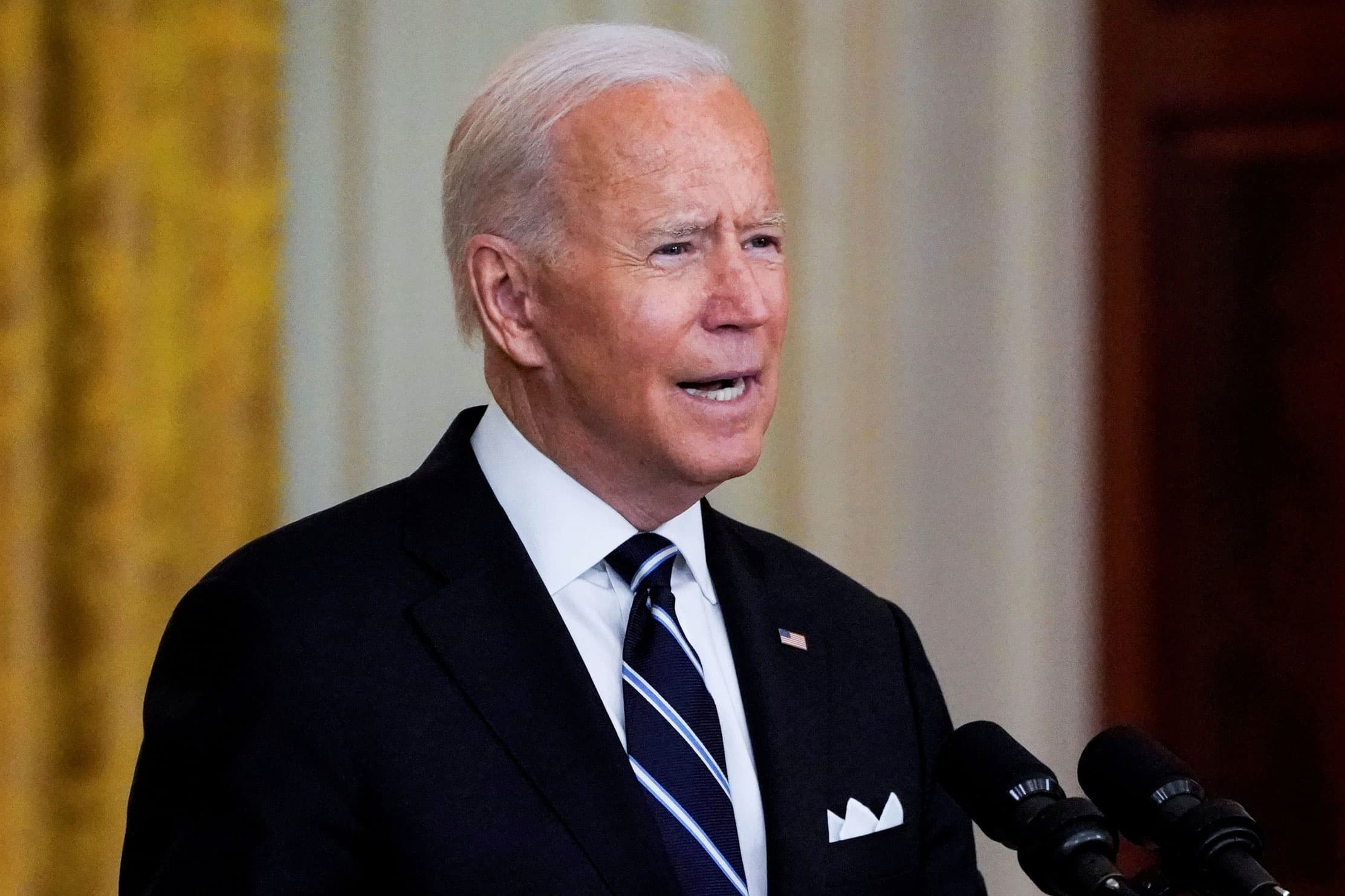 Biden to host tech, finance and energy CEOs for security summit at White House following wave of cyberattacks