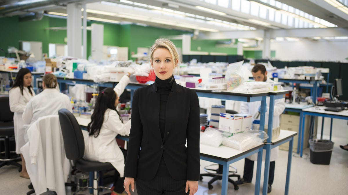 Theranos' Elizabeth Holmes is on trial: Who is the disgraced health care CEO, what happened