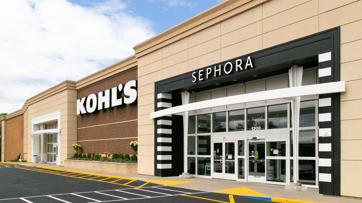 More Sephora at Kohl's locations opening ahead of Labor Day. See which stores are getting a makeover.