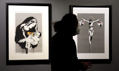 A fake Banksy NFT sold for more than $300,000. Then the buyer got his money back