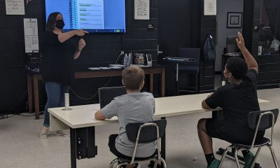 QAnon and anti-vaxxers brainwashed kids stuck at home — now teachers have to deprogram them