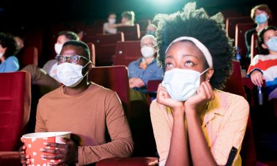 Vaccine mandates could save struggling movie theaters. But it wouldn't be easy.
