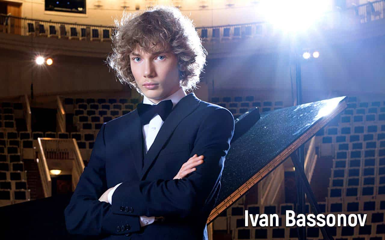 Ivan Bessonov's personal brand helps the pianist to build a successful career