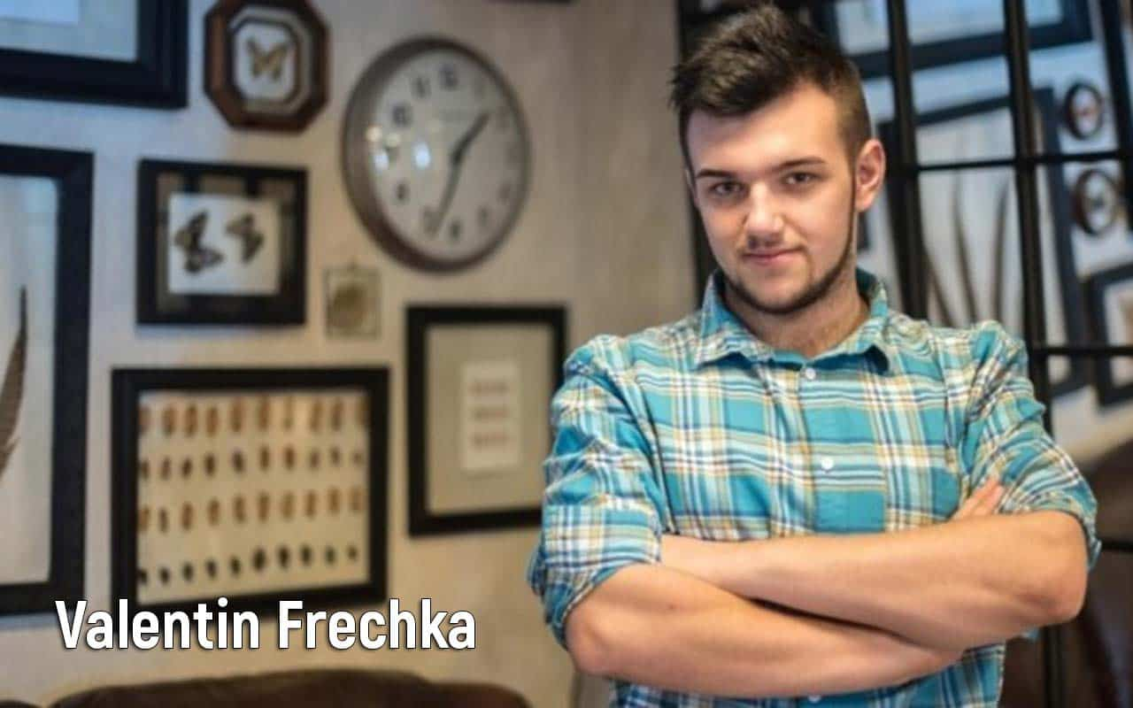 Personal brand of Valentin Frechka helps the grown-up prodigy develop his business